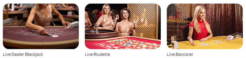 Die Spin Casino Live Games